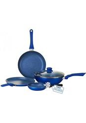 Wonderchef Royal Velvet Induction Base Aluminium Cookware Set