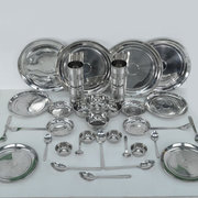 Grab Deal - 36 Pcs Stainless Steel Kitchenware Call 093121006300