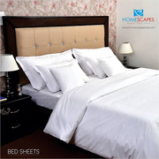 Buy Bed Sheets,  Duvets,  Cervical Pillow Online in India- HomeScapes