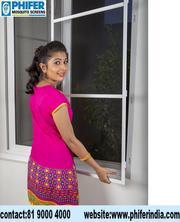 Mosquito net for Windows & Doors-Phiferindia