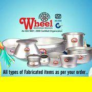Aluminium catering utensils company in Kerala