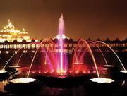 Indoor Musical Fountain