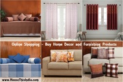 Buy Online Divan Set,  Window & Door Curtains,  Cushion Covers