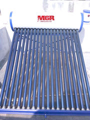 MGR Solar Water Heater in bangalore