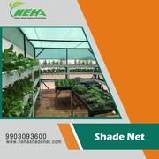 Buy Shade Net For Gardening Purpose  from Neha Shadenet