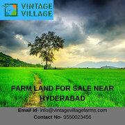 farm land for sale near hyderabad