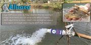 Water Softener for Aqua Hatcheries