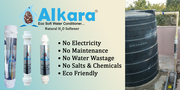 Eco Water Softener for Hotels and Resorts