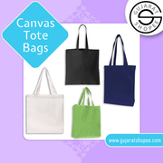 Buy Canvas Tote Bags Online in India at Low Price