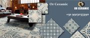 New Rangoli Tiles Manufacturer & Dealers in All Size | Or Ceramic