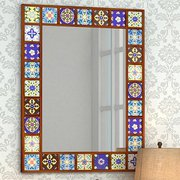 Latest Decorative Wall Mirrors Online   Wooden Street
