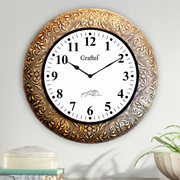 Beautiful Wooden Wall Clocks Online in India at Wooden Street